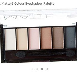 Other - 🎨 6 color Matte eyeshadow palette